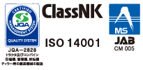 classNK ISO14001